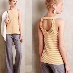 Anthropologie Isa Tank Top